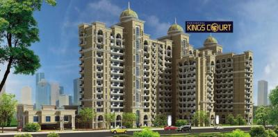 Gallery Cover Image of 2655 Sq.ft 4 BHK Apartment for buy in Kings Court, Gomti Nagar for 15500000