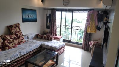 Gallery Cover Image of 650 Sq.ft 1 BHK Apartment for rent in Sewri for 37000