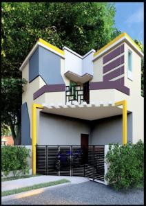 Gallery Cover Image of 950 Sq.ft 2 BHK Independent House for buy in Anakaputhur for 4800000