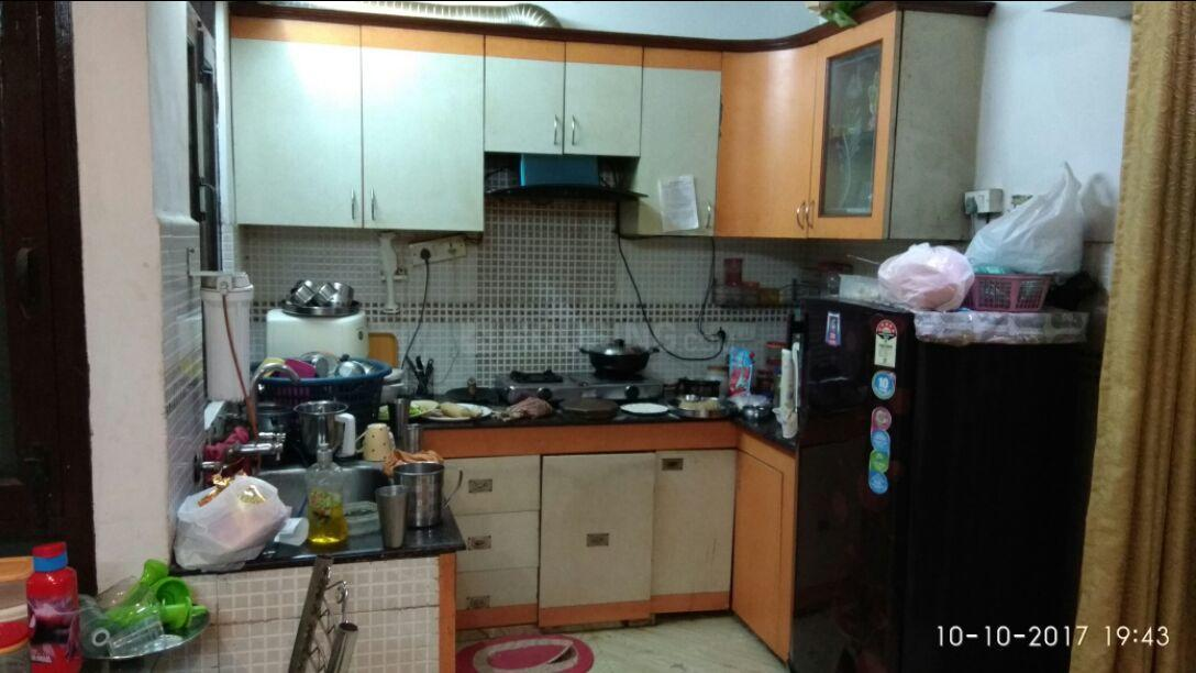 Kitchen Image of 1150 Sq.ft 2 BHK Apartment for rent in Vaishali for 16000