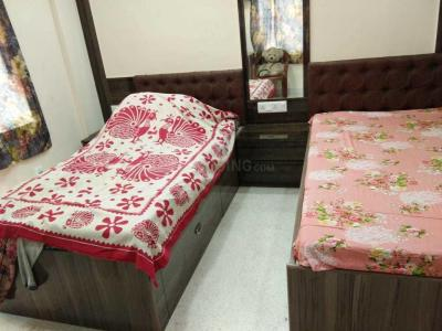 Bedroom Image of Evergreen PG in Santoshpur