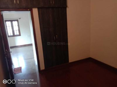 Gallery Cover Image of 800 Sq.ft 1 BHK Independent Floor for rent in Yeshwanthpur for 14000