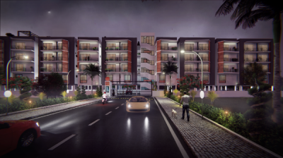 Gallery Cover Image of 1156 Sq.ft 2 BHK Apartment for buy in Yemalur for 6000000