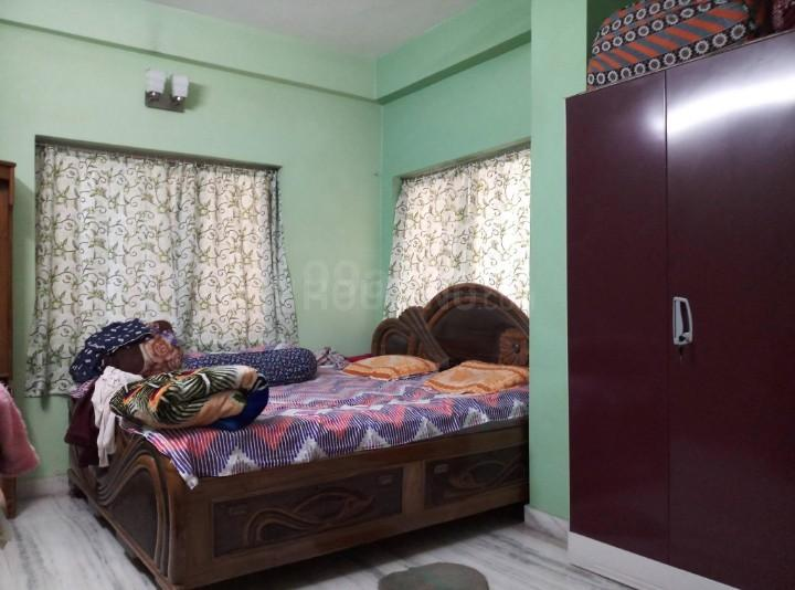 Bedroom Image of 1080 Sq.ft 3 BHK Apartment for rent in Keshtopur for 15000