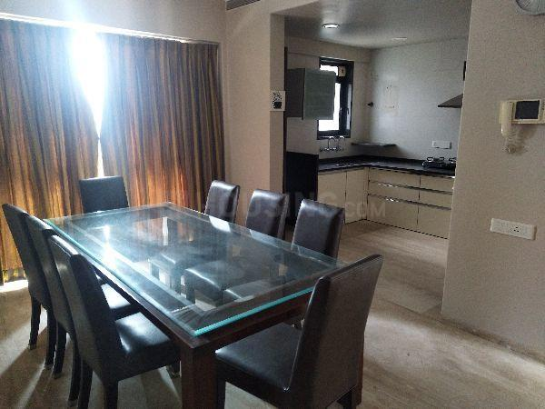 Living Room Image of 1850 Sq.ft 3 BHK Apartment for rent in Viman Nagar for 70000