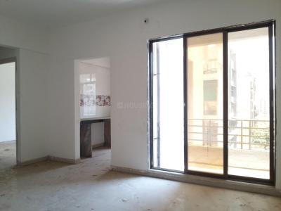 Gallery Cover Image of 1050 Sq.ft 2 BHK Apartment for rent in Karanjade for 7000