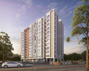 Gallery Cover Image of 956 Sq.ft 2 BHK Apartment for buy in Mont Vert Vivant, Wakad for 5300000