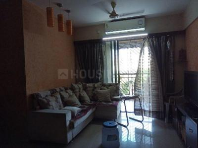Gallery Cover Image of 1650 Sq.ft 3 BHK Apartment for rent in Kharghar for 30000