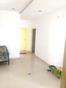 Gallery Cover Image of 1500 Sq.ft 3 BHK Apartment for rent in Cozy Residency, Puppalaguda for 17500