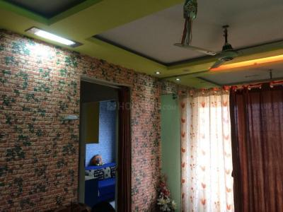 Gallery Cover Image of 650 Sq.ft 1 BHK Apartment for rent in Manchirevula for 17000