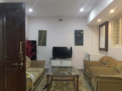 Gallery Cover Image of 1200 Sq.ft 2 BHK Independent Floor for rent in Koramangala for 30000