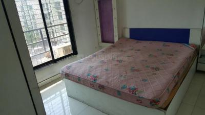 Gallery Cover Image of 650 Sq.ft 1 BHK Apartment for rent in Seawoods for 18000