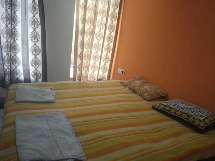 लक्ष्मी नगर में भारत पीजी में बेडरूम की तस्वीर