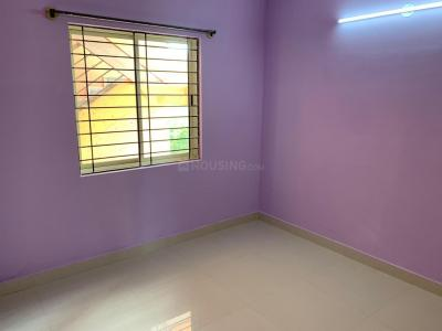 Bedroom Image of 900 Sq.ft 2 BHK Independent House for rent in Kasavanahalli for 18000