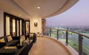 नथनी हाइट्स, कमठीपुरा  में 77500000  खरीदें  के लिए 77500000 Sq.ft 3 BHK अपार्टमेंट के बालकनी  की तस्वीर