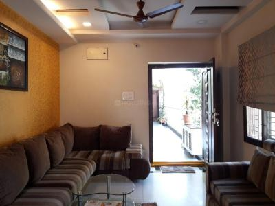 Gallery Cover Image of 1300 Sq.ft 2 BHK Apartment for rent in Himayath Nagar for 30000