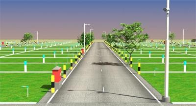 Gallery Cover Image of 51 Sq.ft Residential Plot for buy in Wave City for 751000