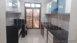 Kitchen Image of 1025 Sq.ft 2 BHK Apartment for rent in Ghatkopar West for 45000