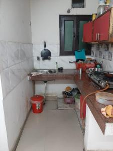 Kitchen Image of Manju PG in Lajpat Nagar