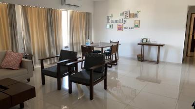 Gallery Cover Image of 2300 Sq.ft 3 BHK Apartment for rent in Zodiac Aarish, Jodhpur for 80000