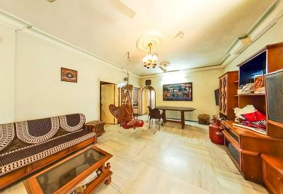 Gallery Cover Image of 1800 Sq.ft 3 BHK Apartment for buy in Dwarkesh Apartment, Ambawadi for 8500100