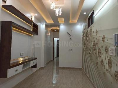 Gallery Cover Image of 840 Sq.ft 3 BHK Independent Floor for buy in Cyber Homes, Uttam Nagar for 3751000