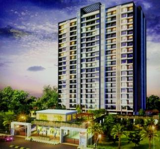 Gallery Cover Image of 720 Sq.ft 1 BHK Apartment for buy in Salasar Woods, Mira Road East for 6120000