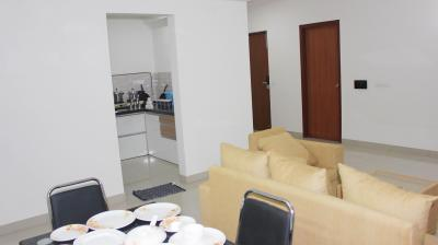 Living Room Image of 602 Tower 94 Neo Amanora Park Town in Hadapsar