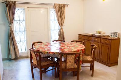 Dining Room Image of 306 Sangeetha Topaz in Krishnarajapura