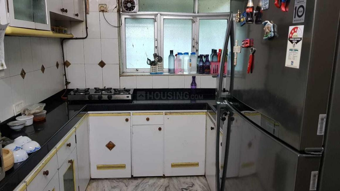 Kitchen Image of 350 Sq.ft 1 BHK Apartment for rent in Santacruz West for 50000