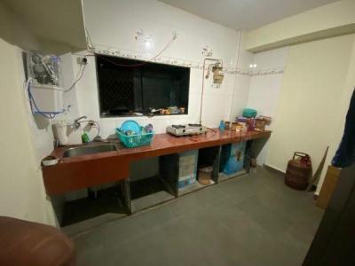 Kitchen Image of Jadhav's PG in Baner