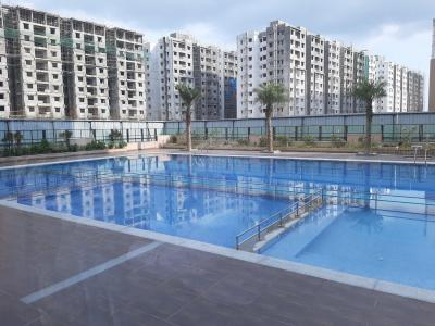 Gallery Cover Image of 930 Sq.ft 2 BHK Apartment for buy in Provident Kenworth, Budvel for 6200000