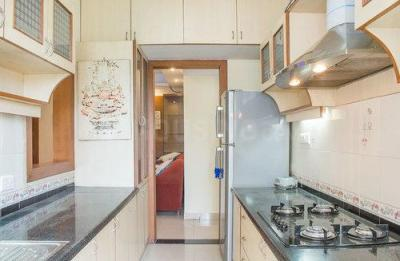 Kitchen Image of 4 Bhk In Platinum City in Yeshwanthpur