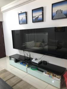 Gallery Cover Image of 2060 Sq.ft 3 BHK Apartment for rent in Aparna Sarovar Grande, Serilingampally for 34000