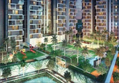 Gallery Cover Image of 867 Sq.ft 2 BHK Apartment for buy in Merlin The One, Sarada Pally for 6531111