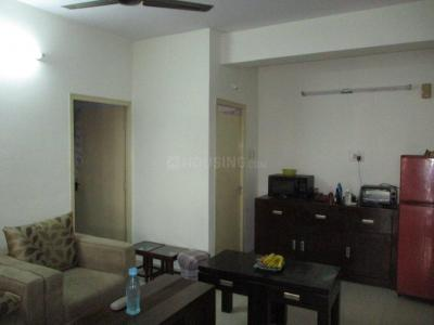 Gallery Cover Image of 900 Sq.ft 2 BHK Apartment for buy in SLV Manor, Kalyan Nagar for 4700000