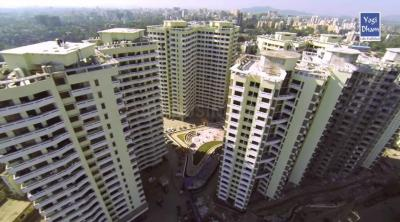 Gallery Cover Image of 935 Sq.ft 2 BHK Apartment for buy in Ajmera Yogi Dham, Kalyan West for 7000000