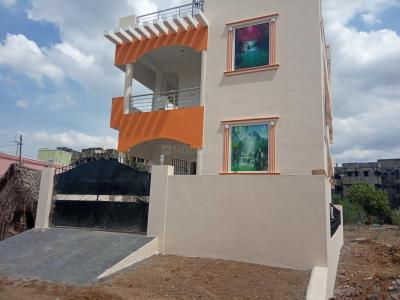 Gallery Cover Image of 1150 Sq.ft 2 BHK Independent House for rent in Adhanur for 11000