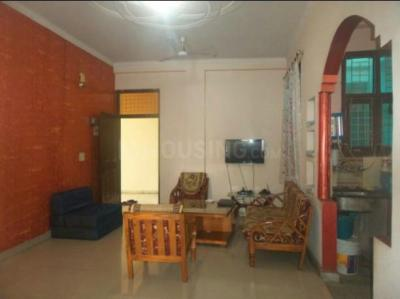 Gallery Cover Image of 860 Sq.ft 2 BHK Independent Floor for rent in Niti Khand for 16000