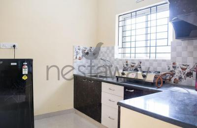 Kitchen Image of PG 4642650 Whitefield in Whitefield