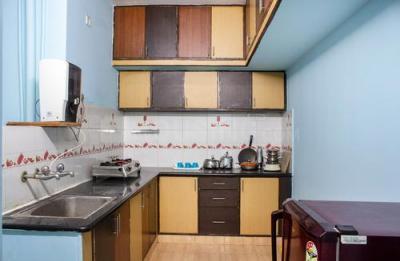 Kitchen Image of Vandana Homes 003 in Panduranga Nagar