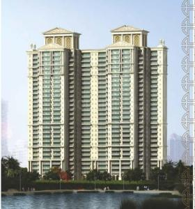 Gallery Cover Image of 595 Sq.ft 1 BHK Apartment for buy in Hiranandani Queensgate, Akshayanagar for 3834380