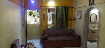 Gallery Cover Image of 715 Sq.ft 1 BHK Apartment for rent in Juinagar for 20000