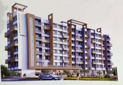 Gallery Cover Image of 680 Sq.ft 1 BHK Apartment for buy in Shree Krupa Tulsi Samarth, Kalyan West for 4000000