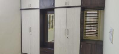 Gallery Cover Image of 650 Sq.ft 1 BHK Independent House for rent in Kasavanahalli for 10000