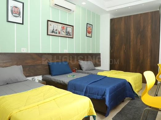 Bedroom Image of Hive Hostels in Sector 125