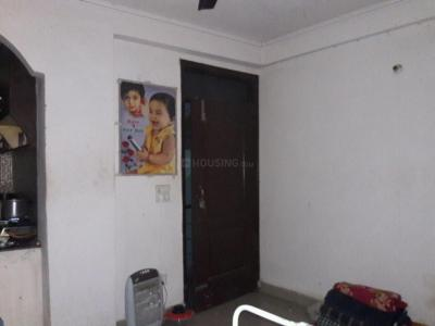 Gallery Cover Image of 450 Sq.ft 1 BHK Apartment for rent in Katwaria Sarai for 12000