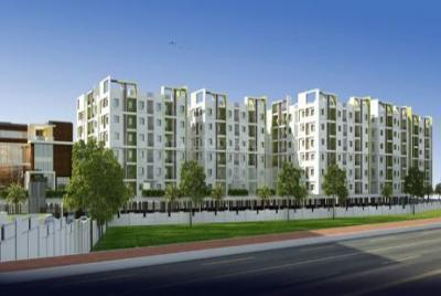 Gallery Cover Image of 1195 Sq.ft 2 BHK Apartment for buy in Adibhatla for 3105000