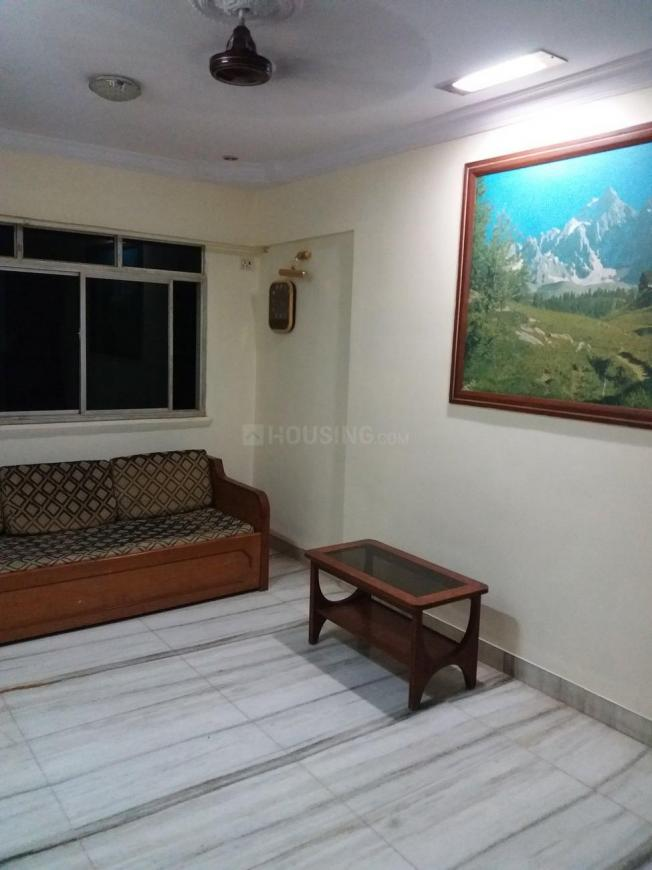 Living Room Image of 550 Sq.ft 1 BHK Apartment for rent in Borivali West for 21000