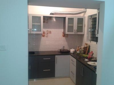 Gallery Cover Image of 1100 Sq.ft 2 BHK Apartment for rent in Muneshwara Nagar for 22500